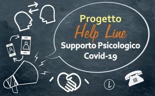 HELP LINE - SUPPORTO PSICOLOGICO COVID-19